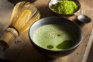 desintoxicar el cuerpo, té matcha