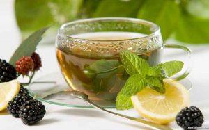 desintoxicar el cuerpo, té de menta