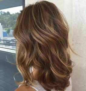 colores invierno, iluminaciones cabello