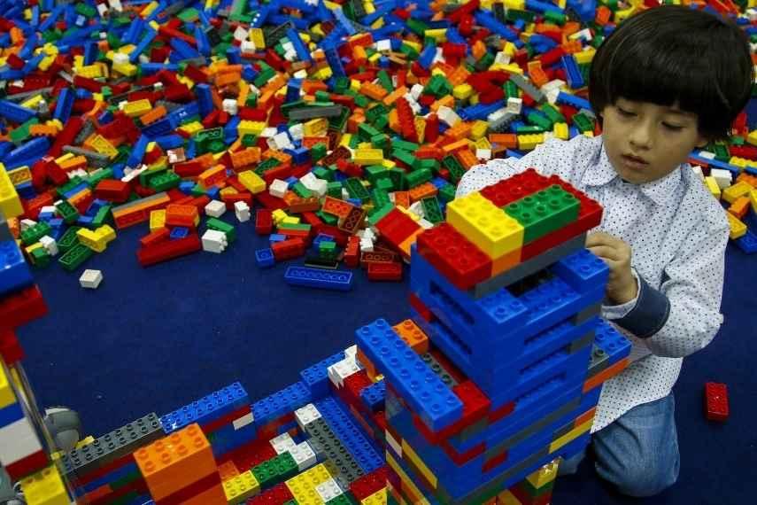 Lego Fun Fest, diversión en familia