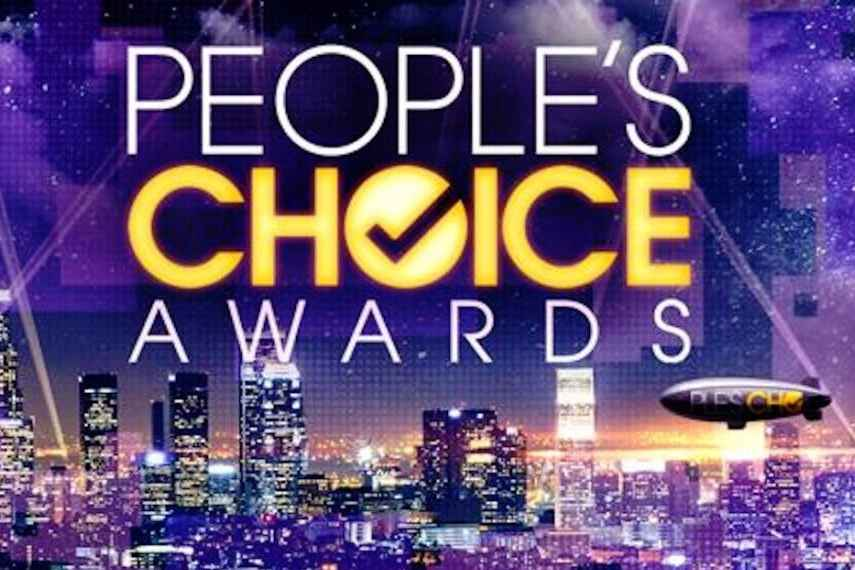 People's Choice Awards 2017, nominaciones