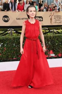 SAG Awards 2017, Millie Bobby Brown